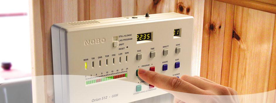 Sjekk av elektrisk anlegg