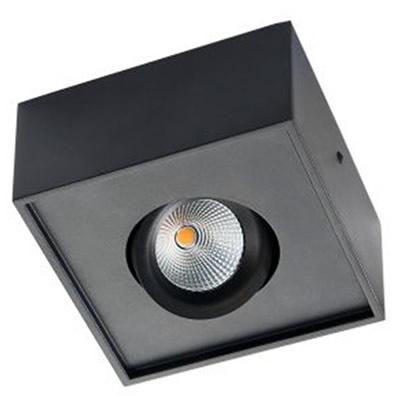 downlights svart uten senking